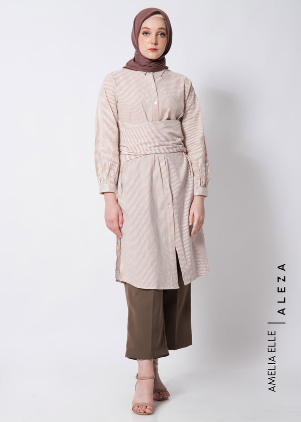 Azera Tunic Brown