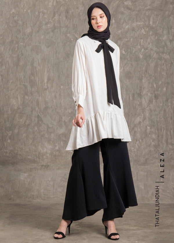 Thabita Shirt White
