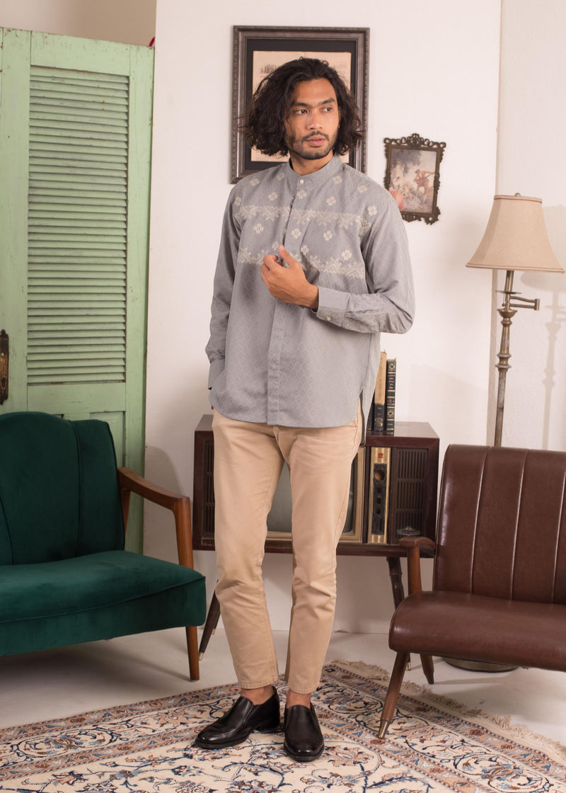 Zidra Shirt Sage Green