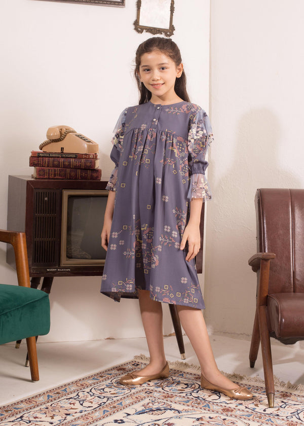 Ziva Dress Navy