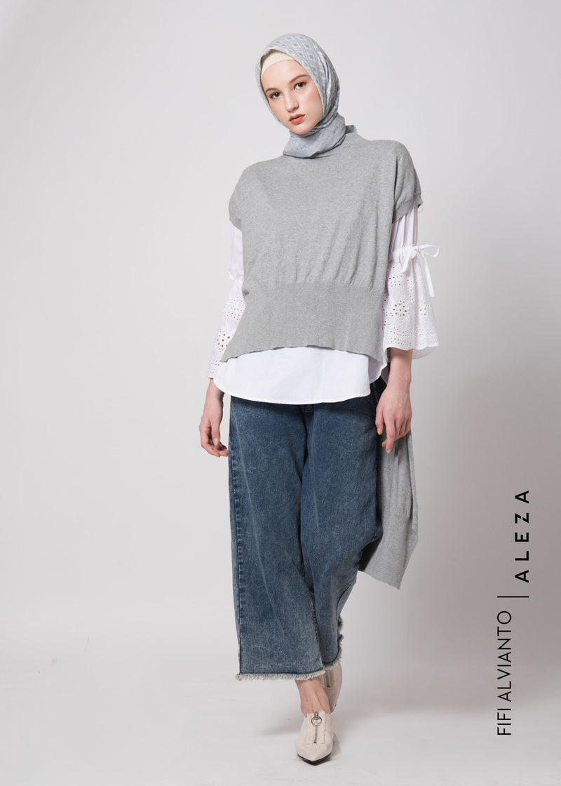 Fian Top Set Gray