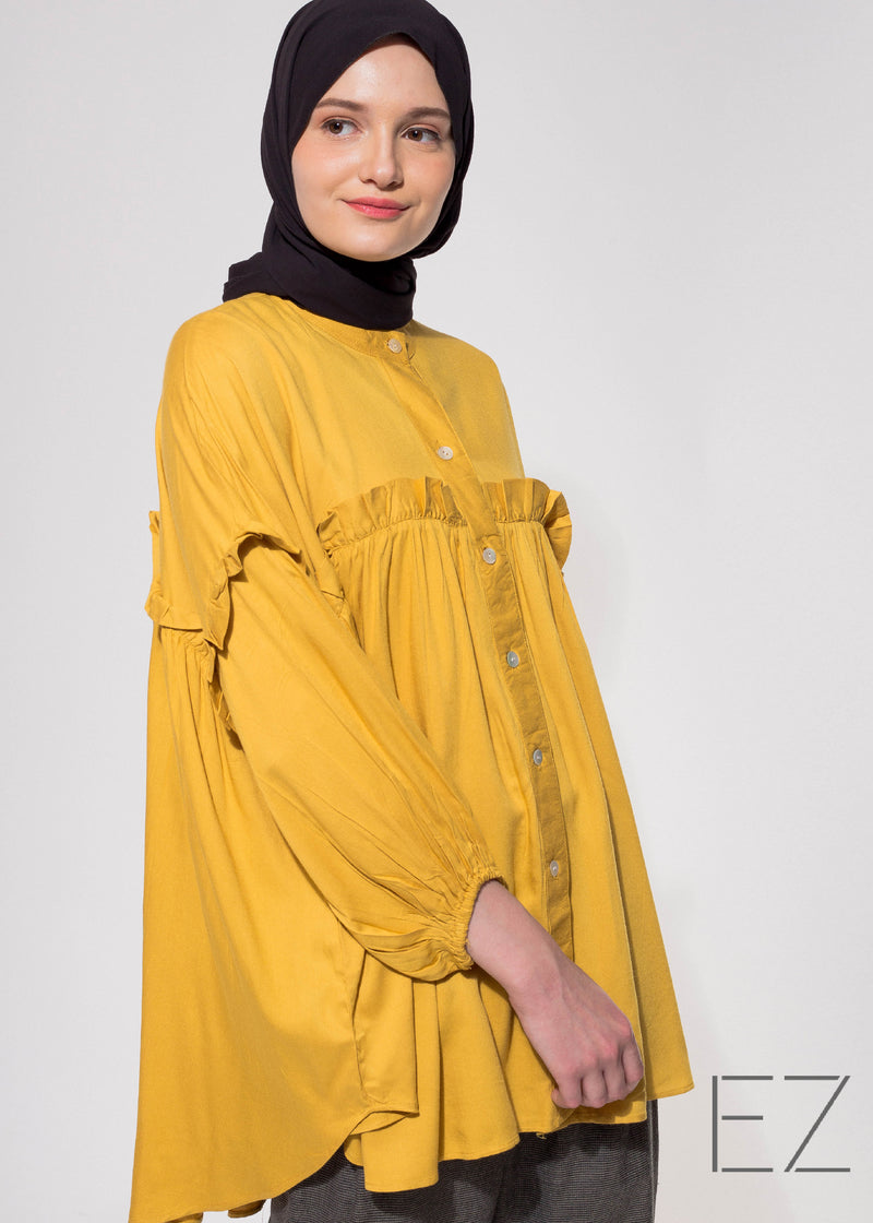 Enzy Shirt Yellow
