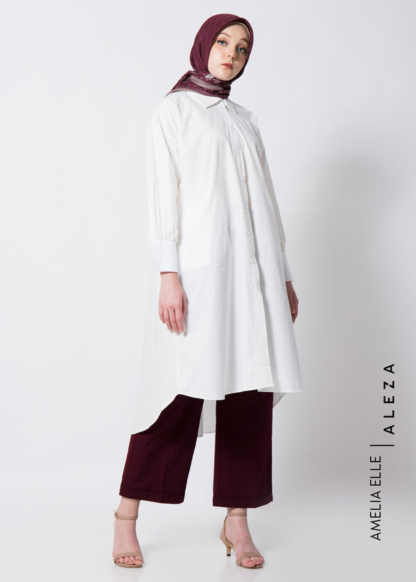 Azra Tunic Broken White