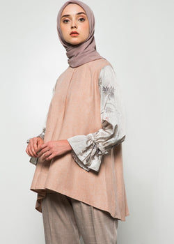 Rania Top Peach