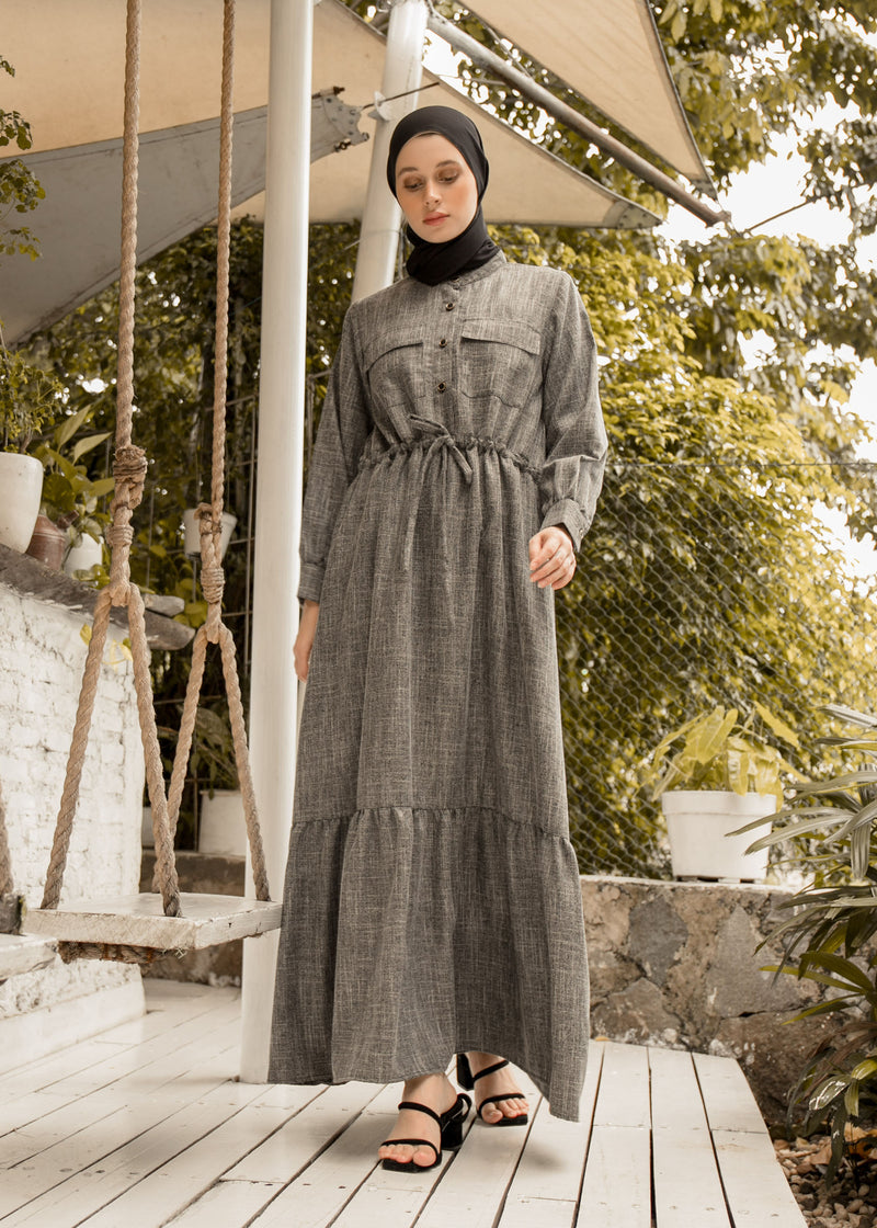 Gisca Dress Black