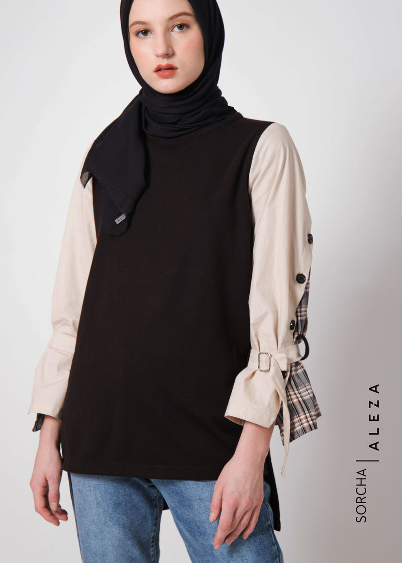 Sagia Sweatshirt Black