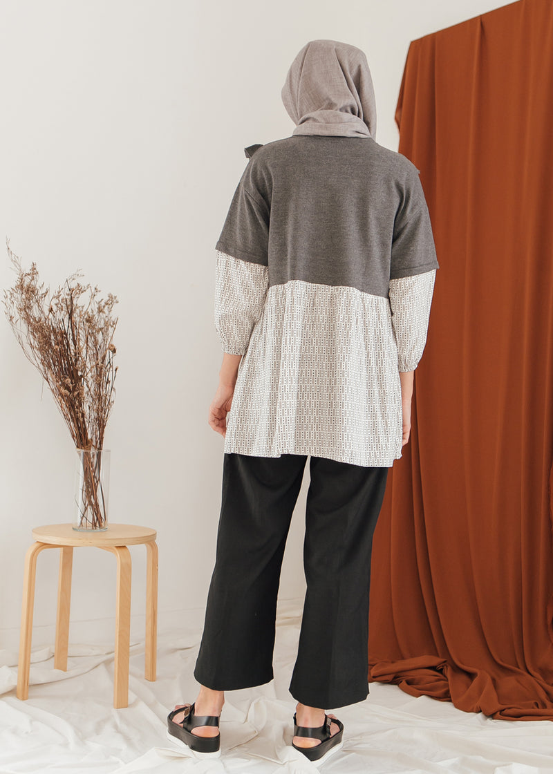 Rafra Top Gray