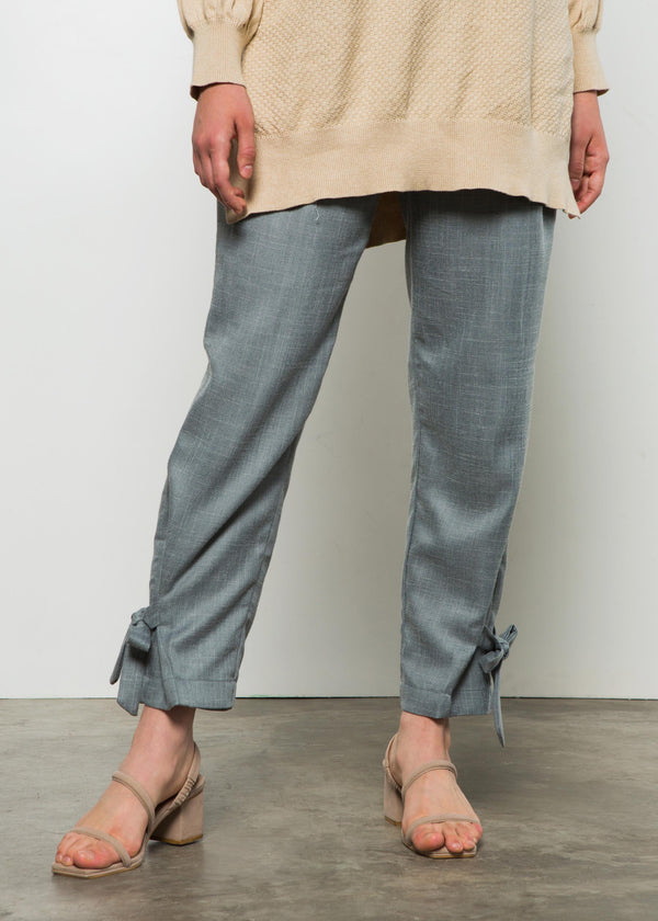 Riley Pants Blue Gray