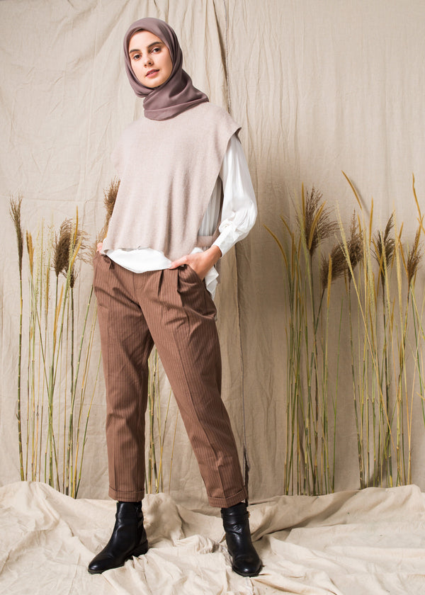 Galea Stripe Brown