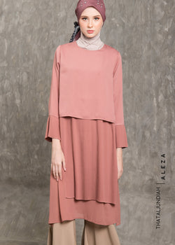 Thavina Tunic Dusty Pink