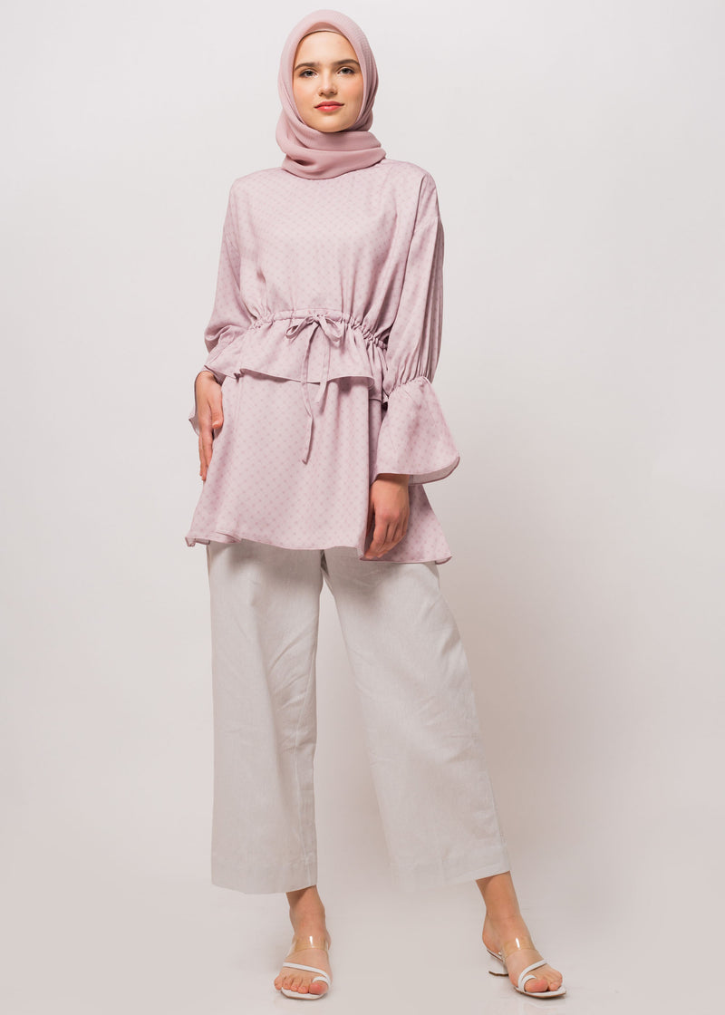 Gavvie Top Soft Pink