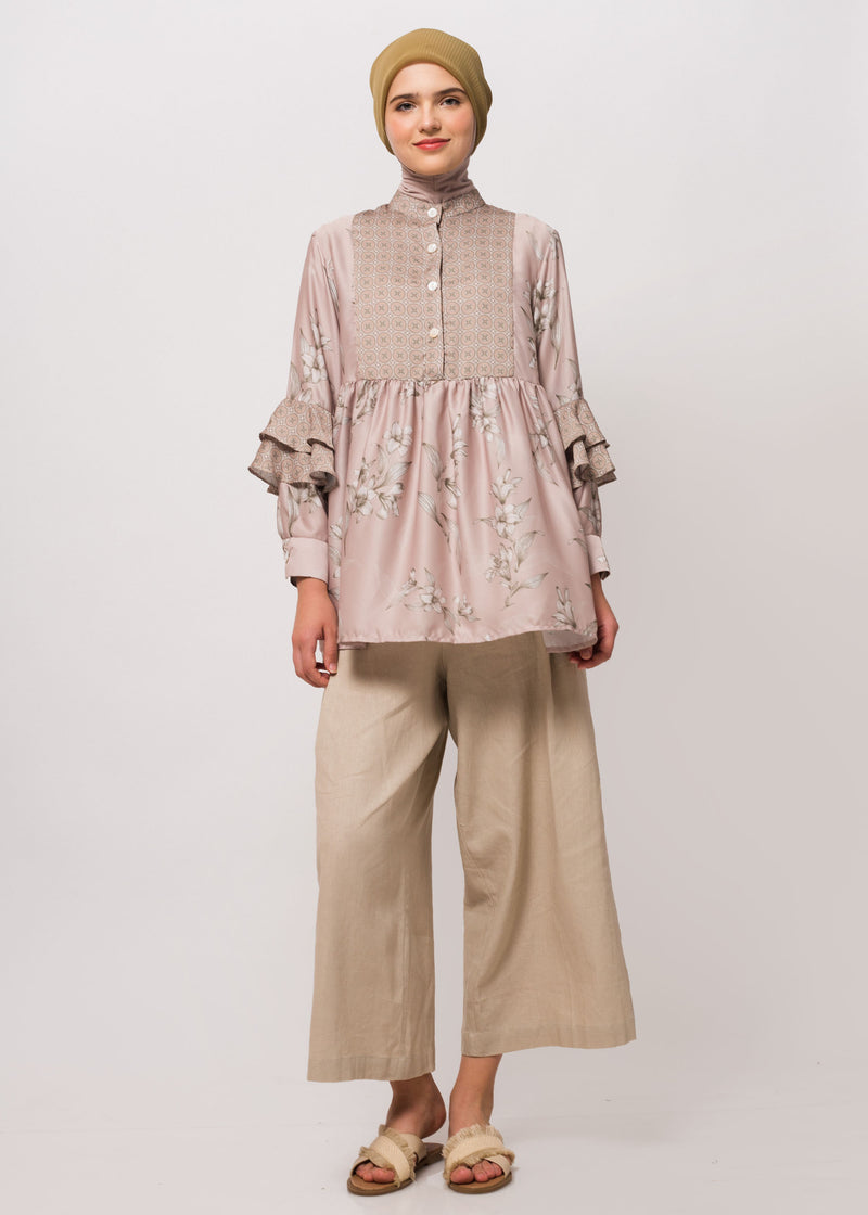 Sindy Top Beige
