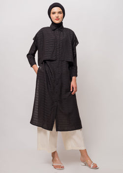 Savka Tunic Black