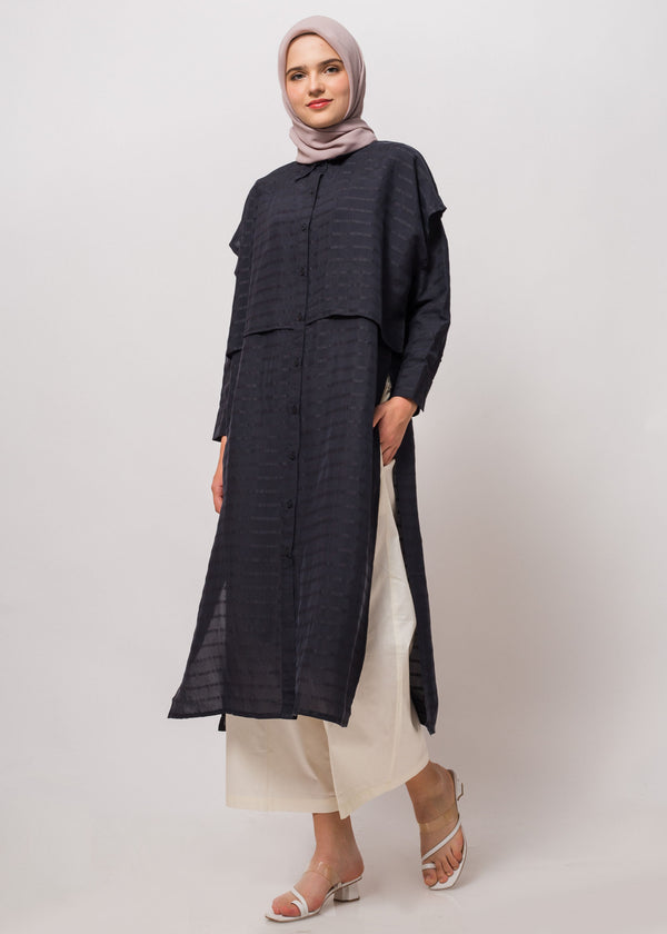 Savka Tunic Navy