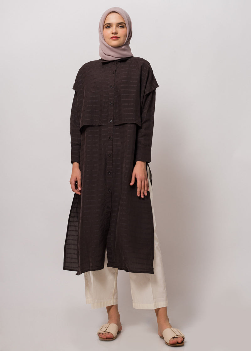 Savka Tunic Brown