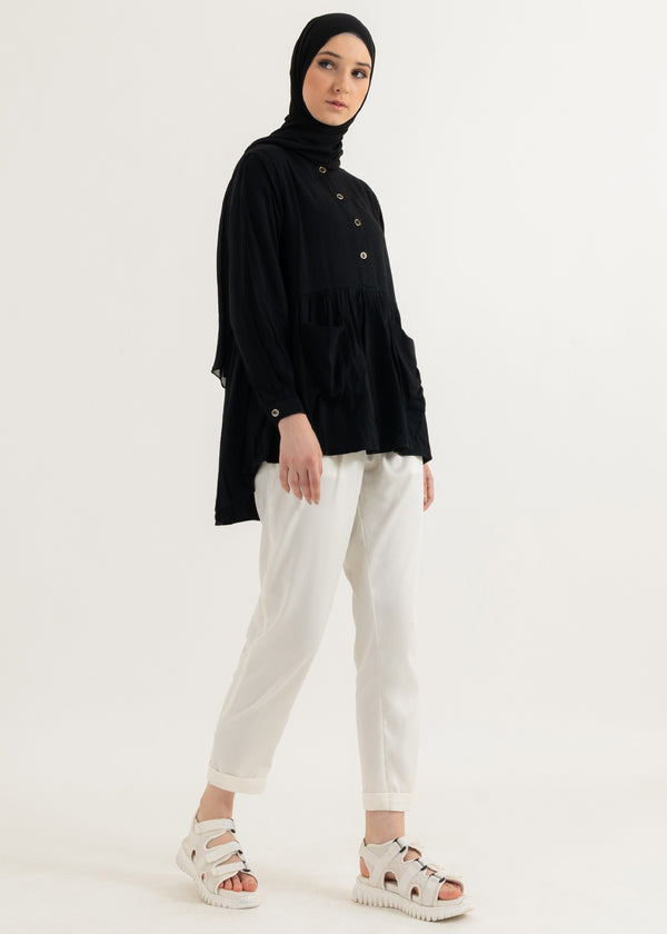 Danisha Top Black