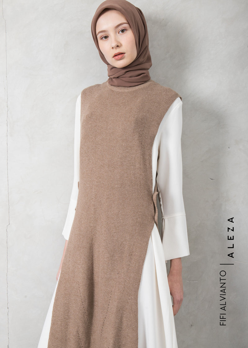 Ficyla Dress Set Khaki