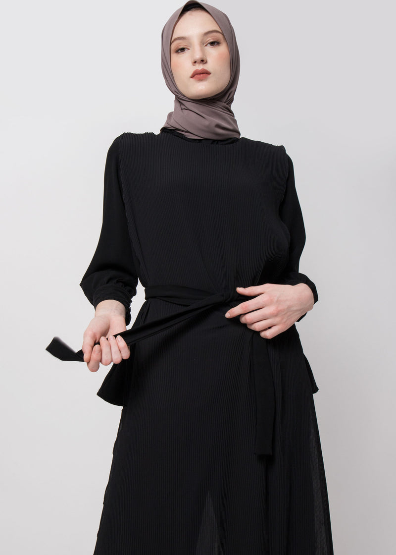 Nazira Top Black