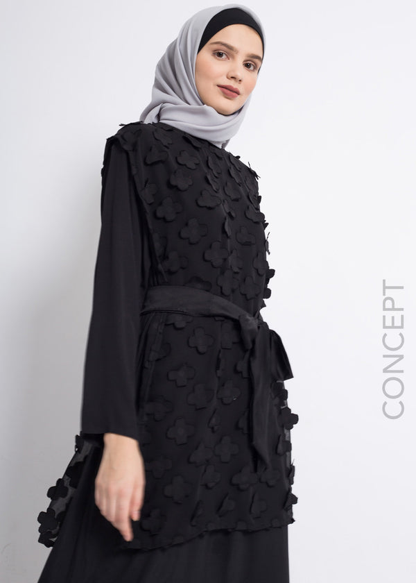 Razline Dress Black