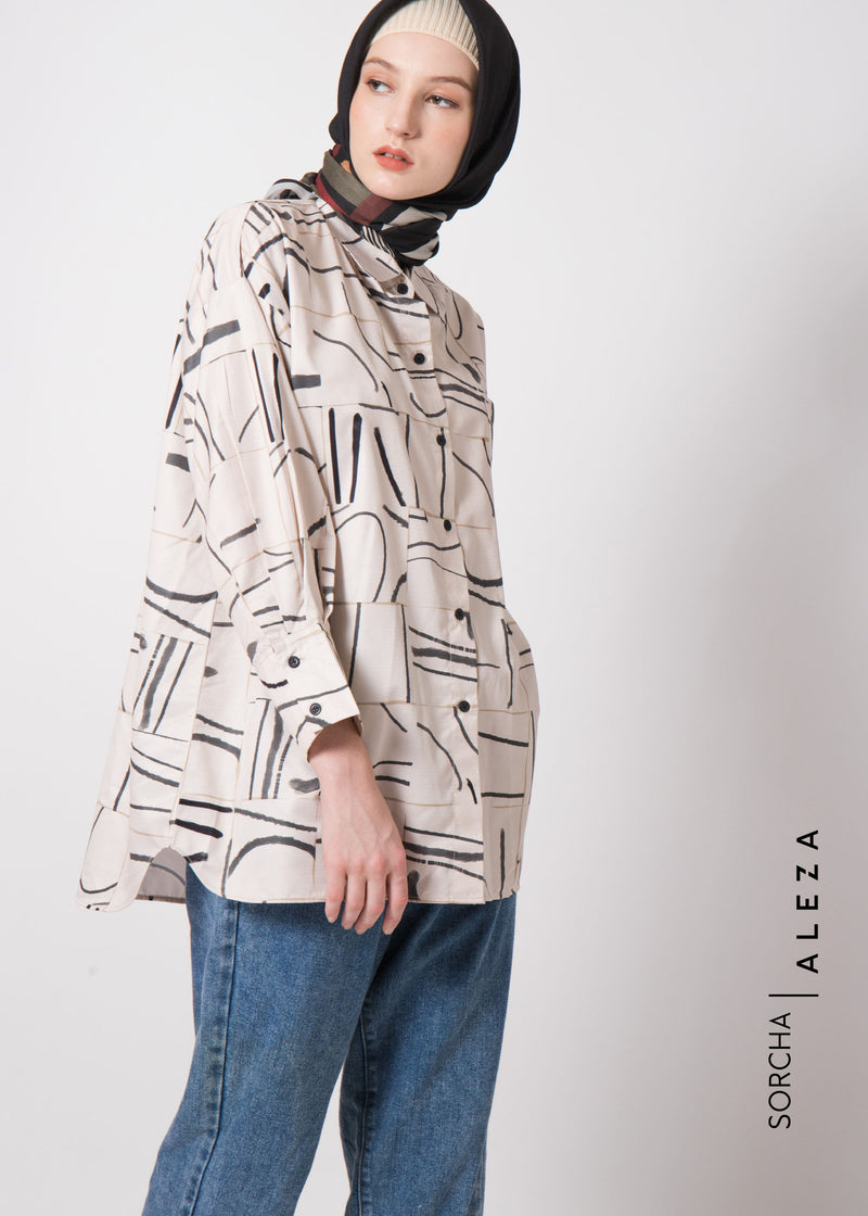 Salva Shirt Beige