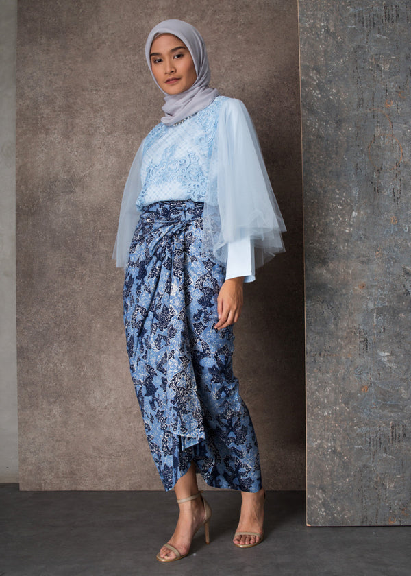 Aruna Skirt Blue