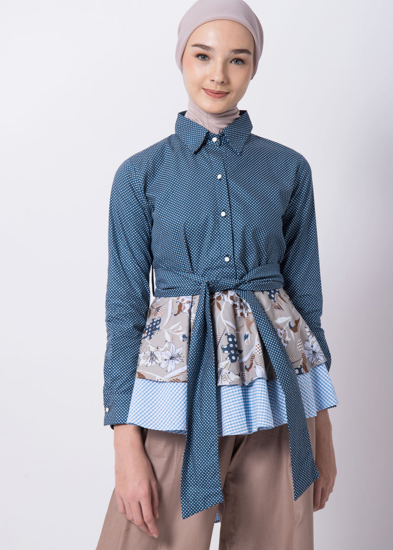 Janeeta Shirt Navy