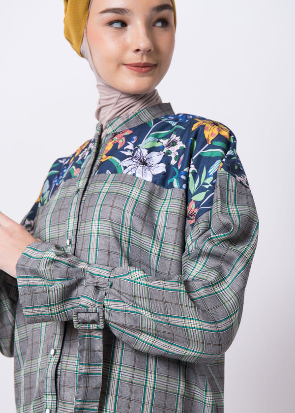 Fredella Shirt Green