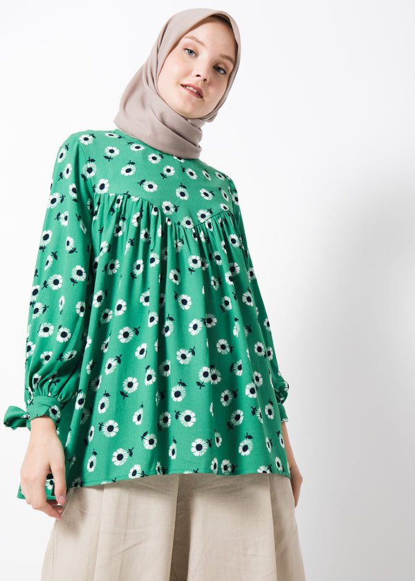 Mayla Top Green