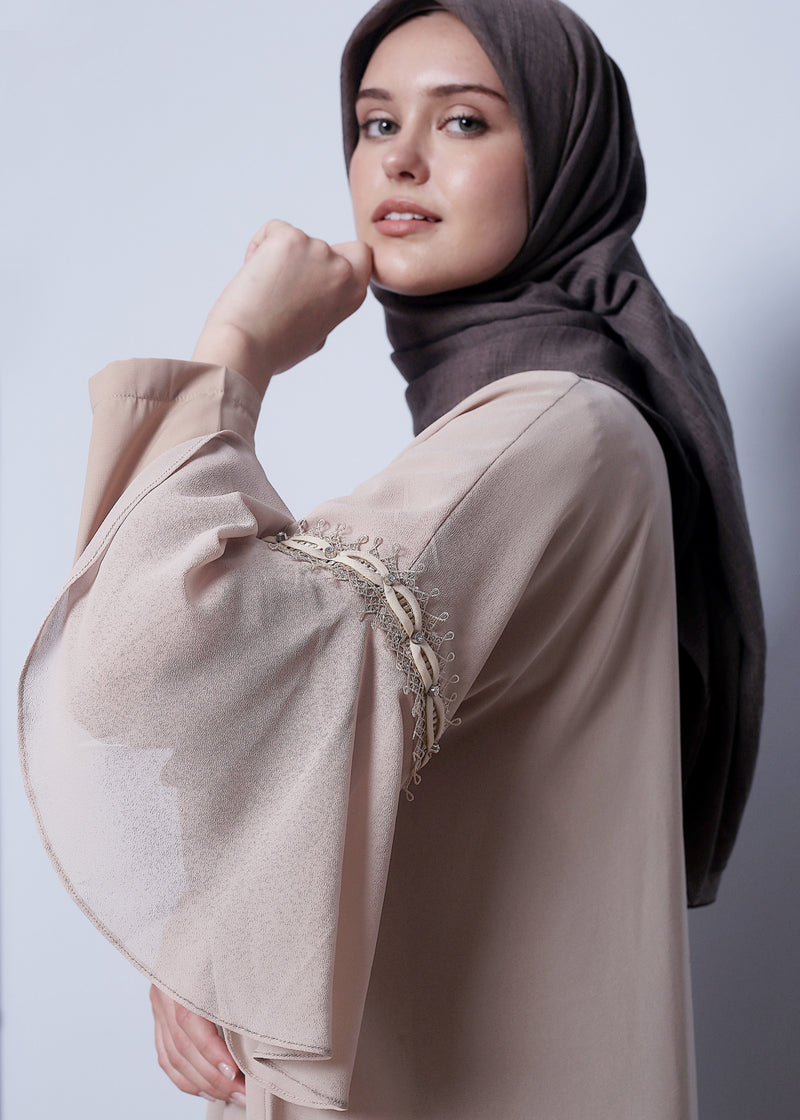 Dira Set Dress Sand