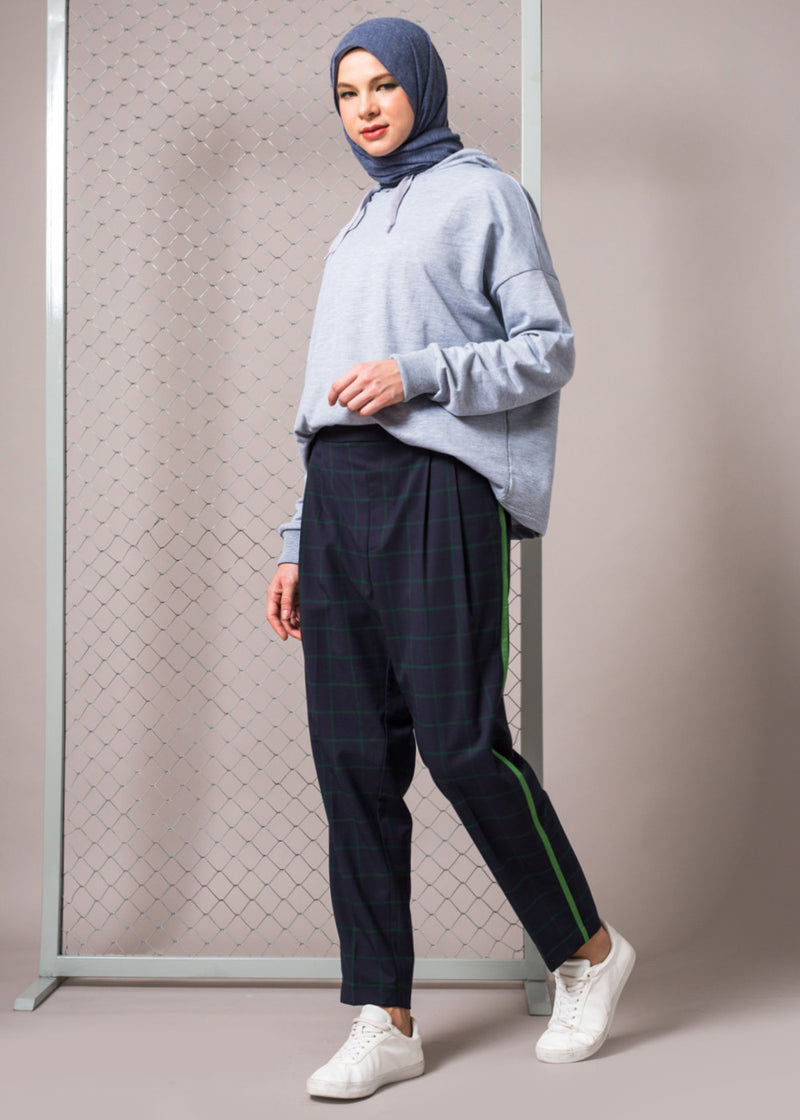 Tezia Pants Navy
