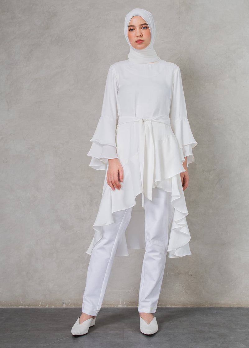 Fabita Tunic Broken White