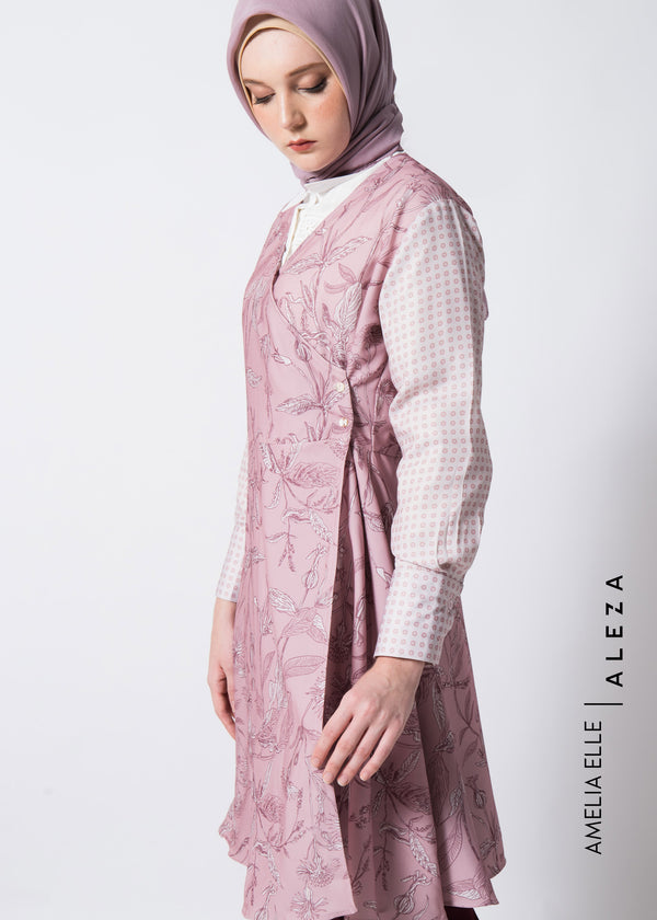Amera Tunic Dusty Pink