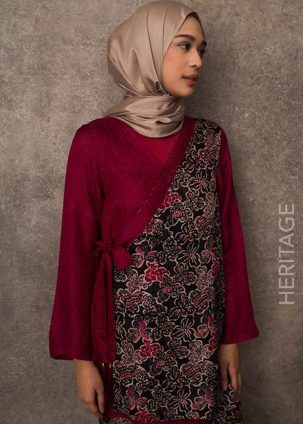 Ginta Outer Maroon