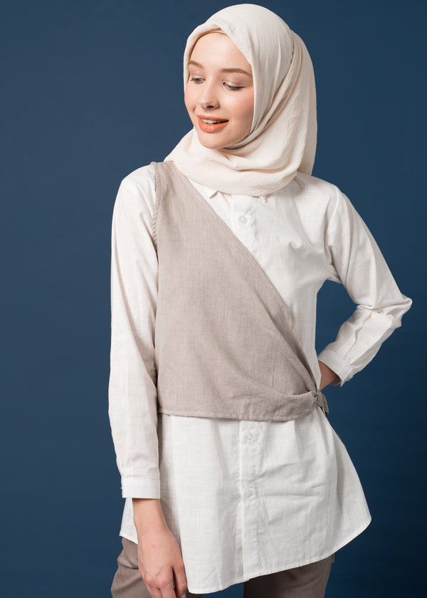 Danira Top Set White