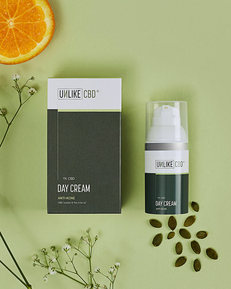 Day Cream (1%, 300mg CBD) | 30ml