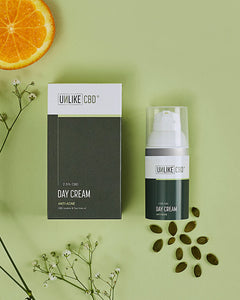 Day Cream (2.5%, 750mg CBD) | 30ml