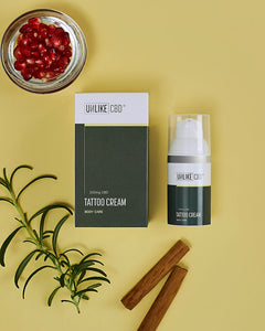 Tattoo Cream (250mg CBD) | 30ml