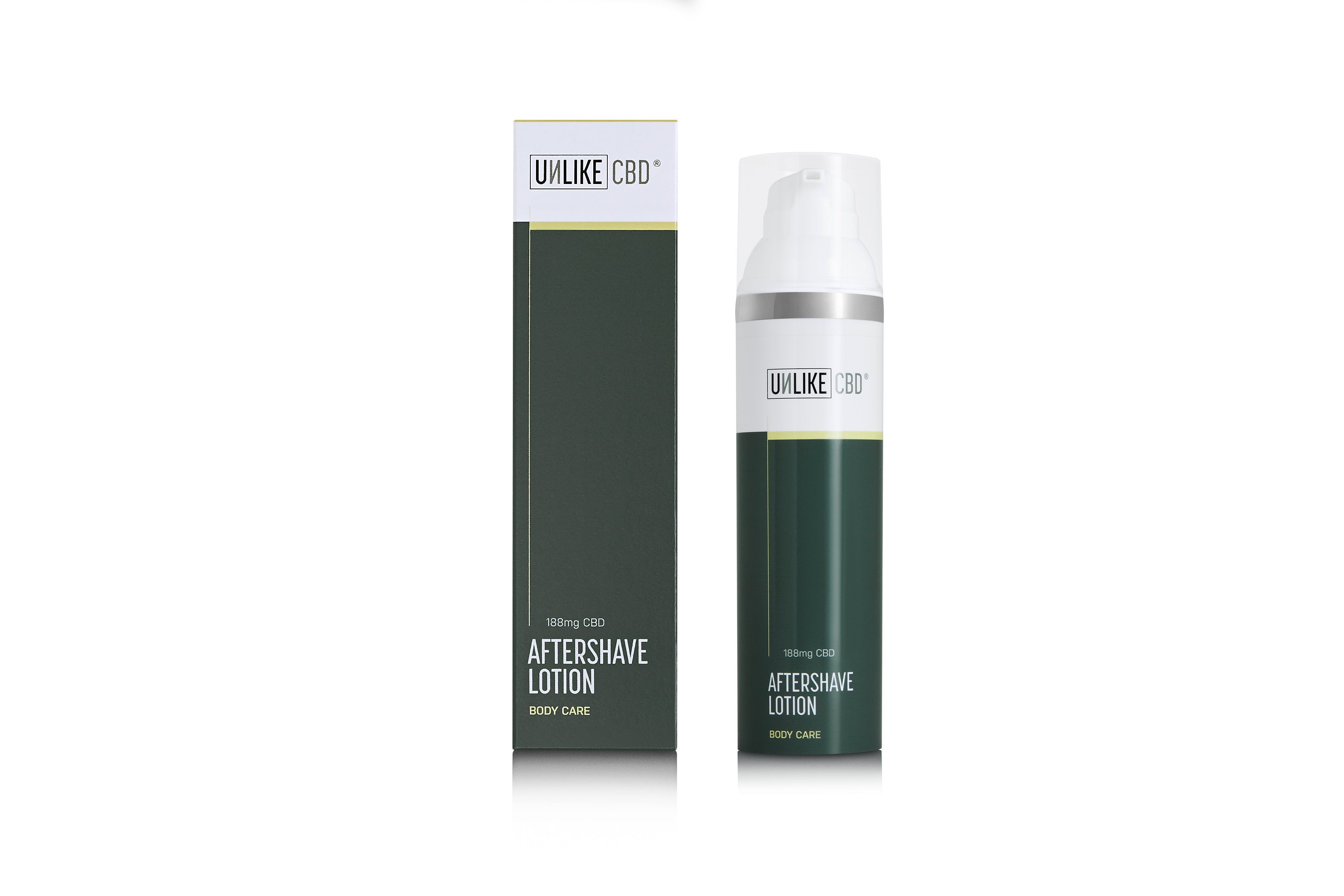 Aftershave Lotion (188mg CBD) | 75ml