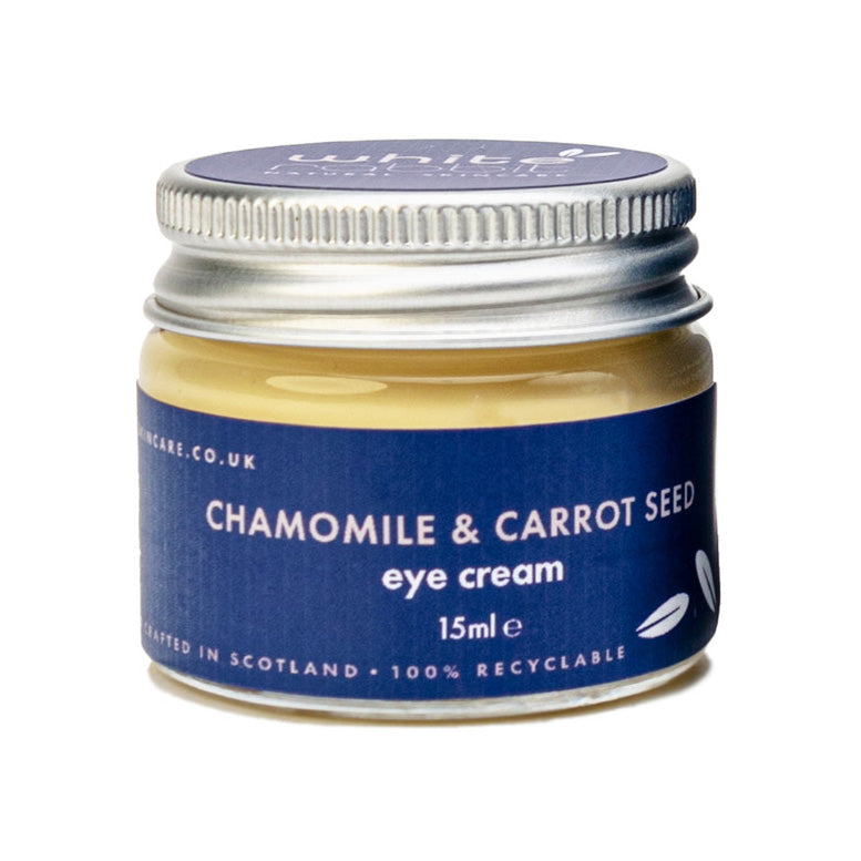 White Rabbit Skincare - Chamomile & Carrot Seed Eye Cream (15ml)