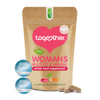 Together - WholeVit Women's Multivitamin & Mineral Food Supplement (30caps)