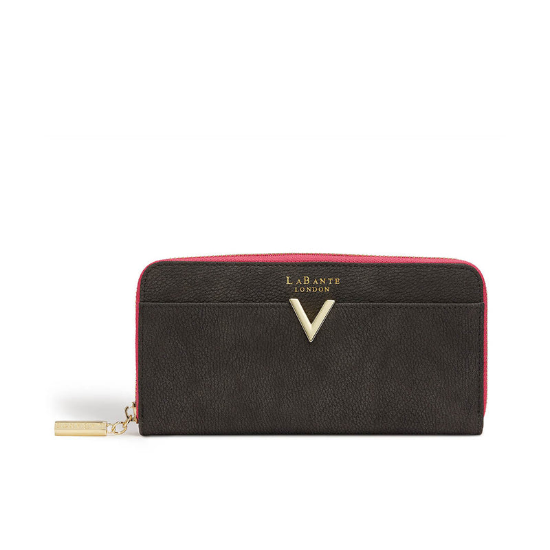 LaBante - Kindness Dark Grey Two Tone Wallet