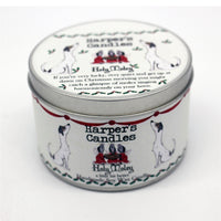 Harper's Candles - Christmas Candle - Holy Moley