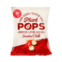 Plant Pops - Popped Lotus Seeds - Smoked Chilli (20g)