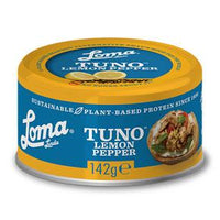 Loma Linda - Tuno Lemon Pepper Can (142g)
