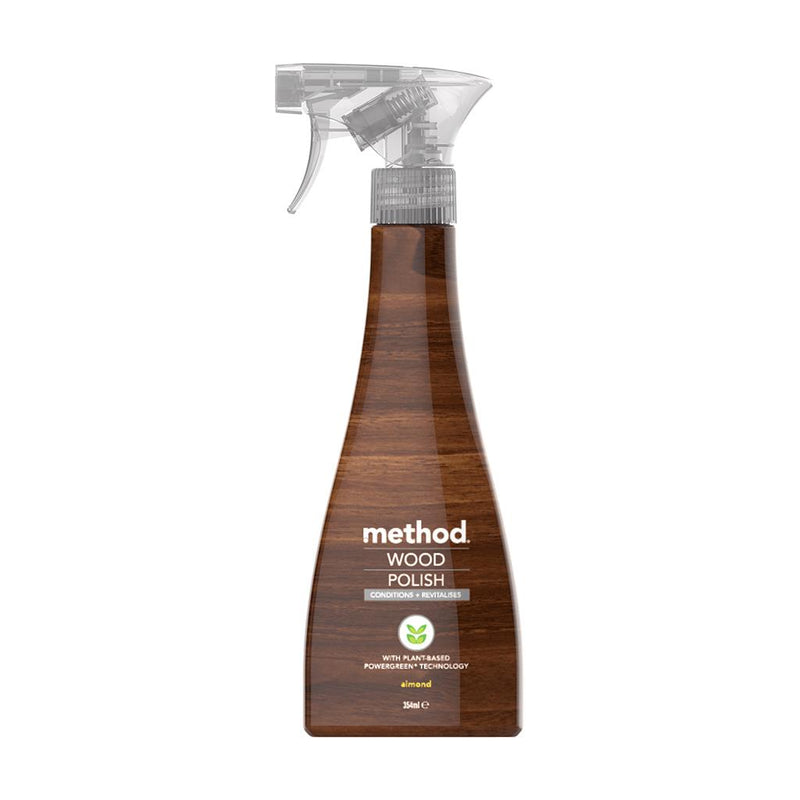 Method - Eco Friendly Wood Polish Spray (354ml)