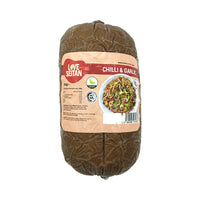 Love Seitan - Chilli & Garlic Log (Soy Free) (1kg)