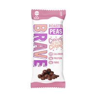 Brave - Roasted Peas - Chocolate & Salted Caramel (36g)