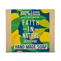 Faith In Nature Hand Made Soap, Grapefruit