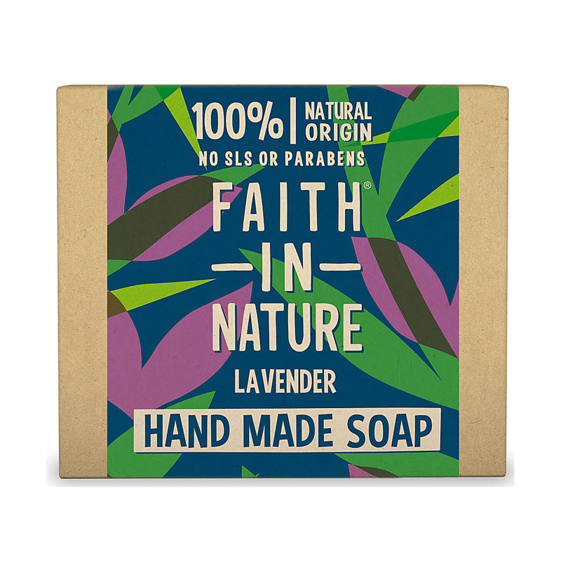 Faith In Nature Hand Made Soap, Lavender