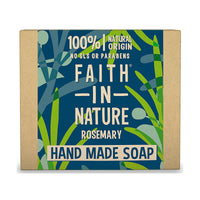 Faith In Nature Hand Made Soap, Rosemary.